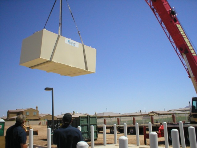 Banner Baywood Hospital, Mesa, AZ - A & H Contracting Services, Inc.